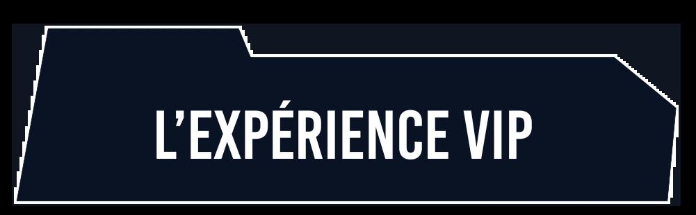 expérience VIP